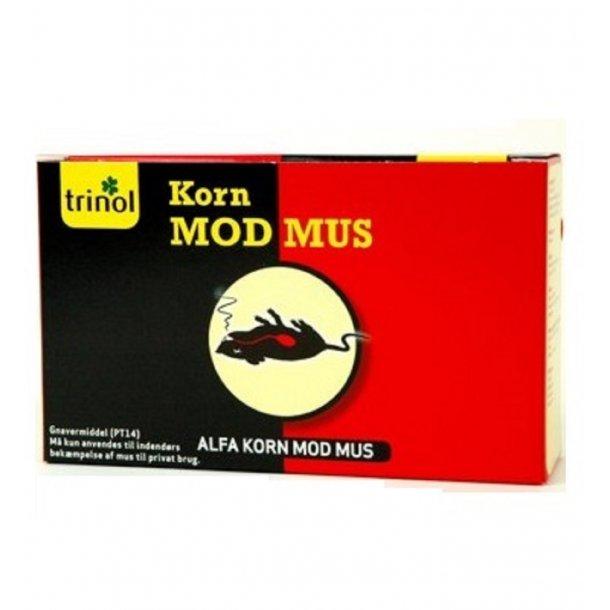 Musegift, korn, 15x10 gram