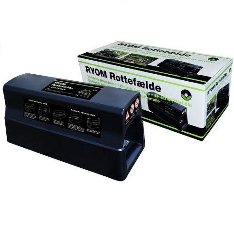 Elektrisk rottefælde - Rotter - Alterna Webshop