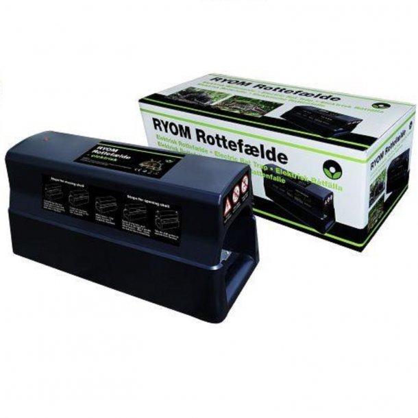 Elektrisk rottefælde