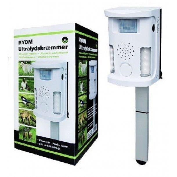 Ultralydsender, udendørs m/alarm