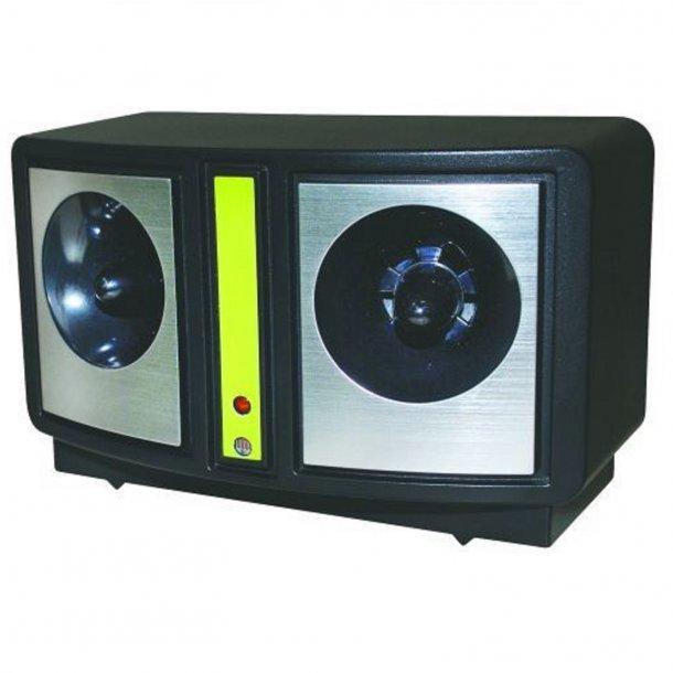 Ultralydsender 200 m² til 230V eller batterier