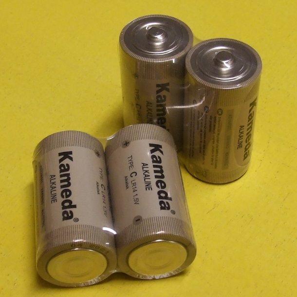 4 batterier str. C