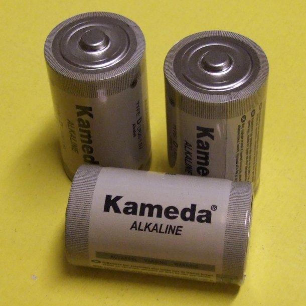 3 batterier str. D