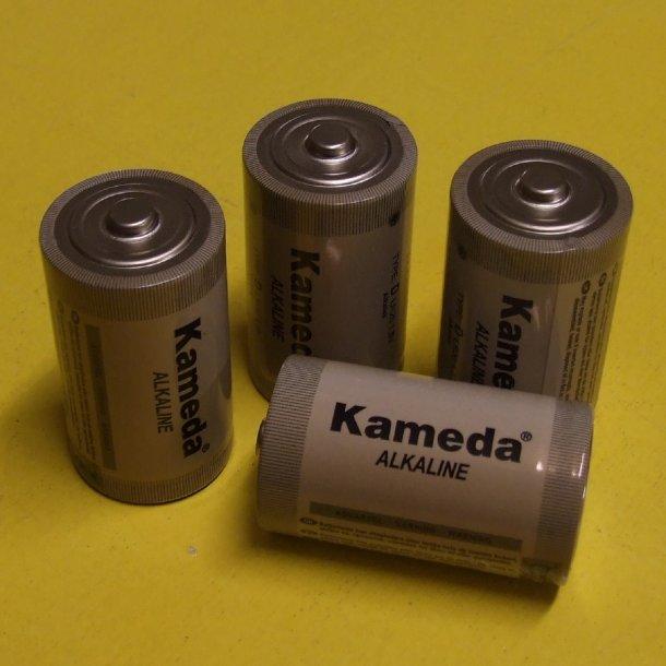 4 batterier str. D