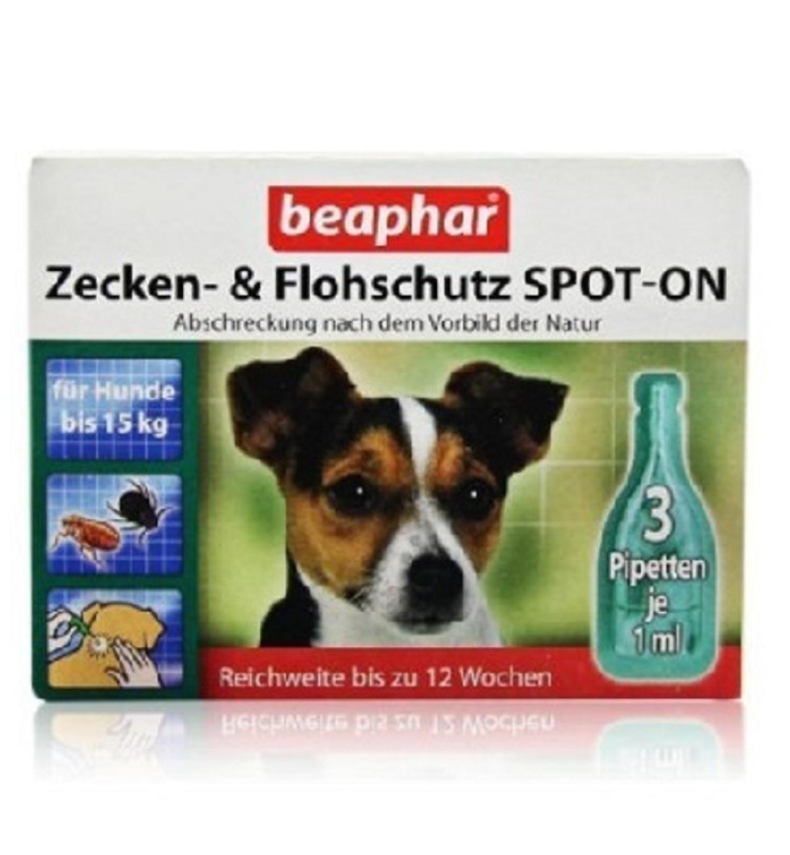 loppemiddel til hunde