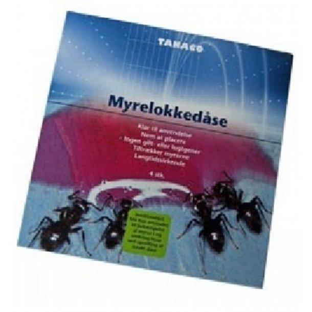 4 lokkedåser mod myrer